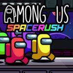 Among Us Space Run Besplatna igra  za sve uzraste