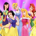Disney Princesses Jigsaw Puzzle