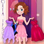 Julie Dress Up