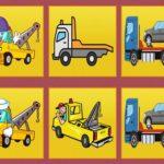 Tow Trucks Memory