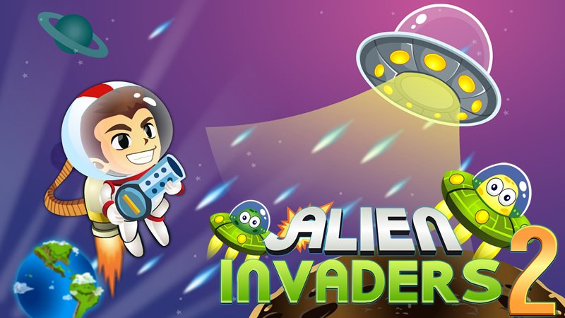 Image Alien Invaders 2