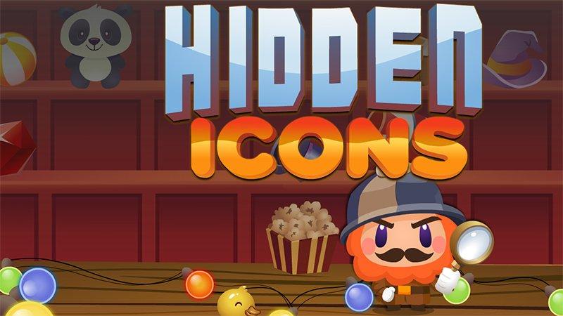 Image Hidden Icons
