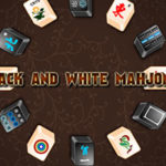 Mahjong Black and White