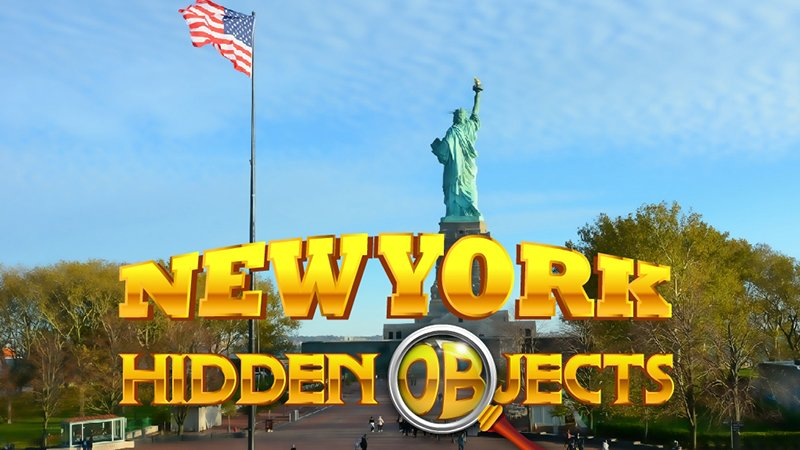 Image New York Hidden Objects