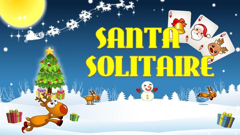 Image Santa Solitaire