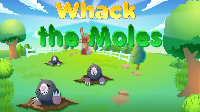 Image Whack the Moles